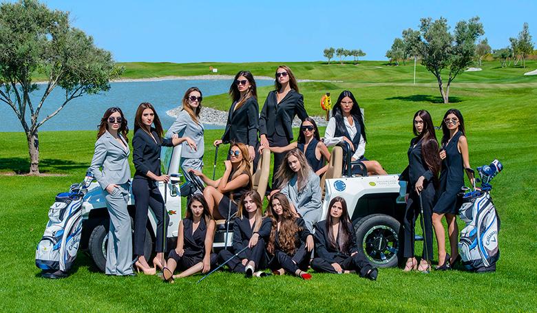 Golf in Almaty & Baku
