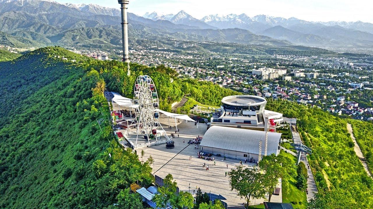 3N Almaty + 2N Borovoye