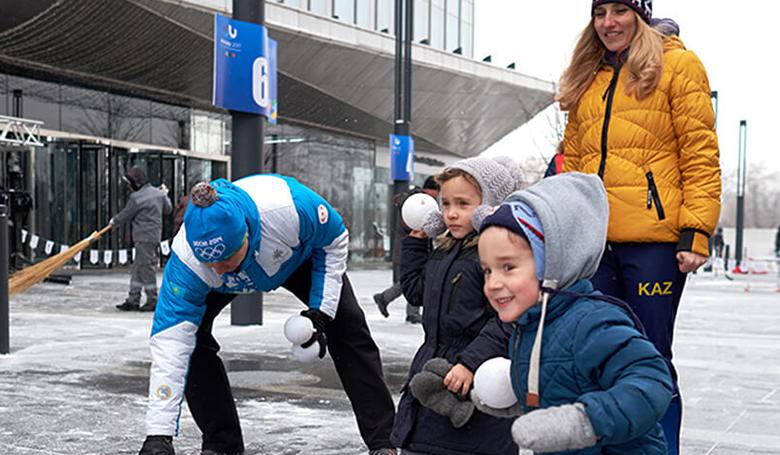 2N Skazka + 3N Almaty